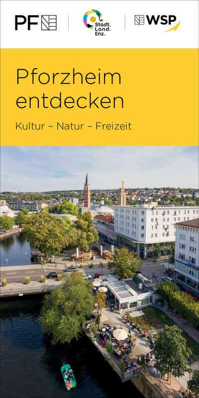"""Imagebroschüre """"Pforzheim entdecken"""""""