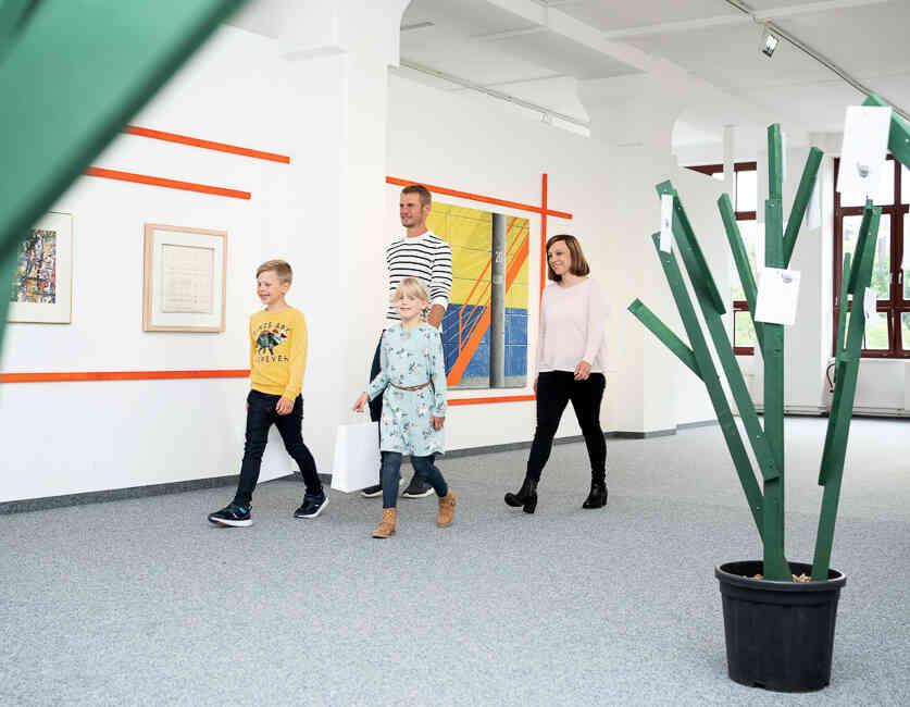 Die Pforzheim Galerie lädt Groß und Klein zu spannenden Ausstellungen ein.