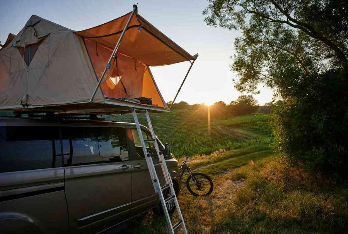 Endlose Freiheit beim Camping oder mit dem Wohnmobil