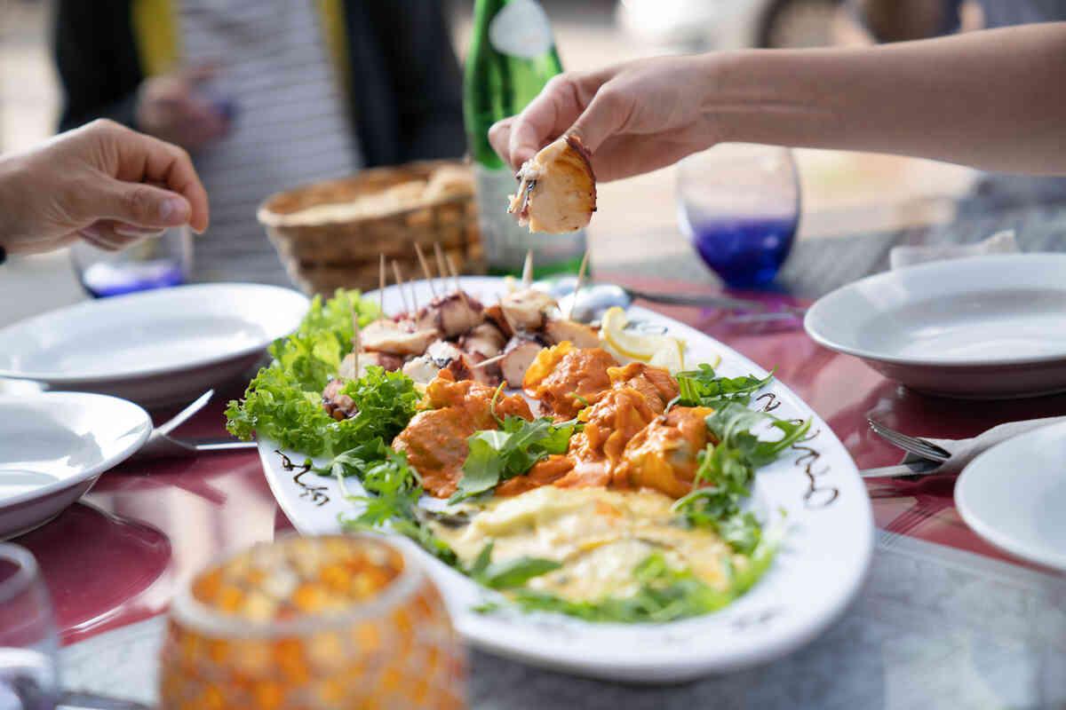 Eine kulinarische Reise nach Italien