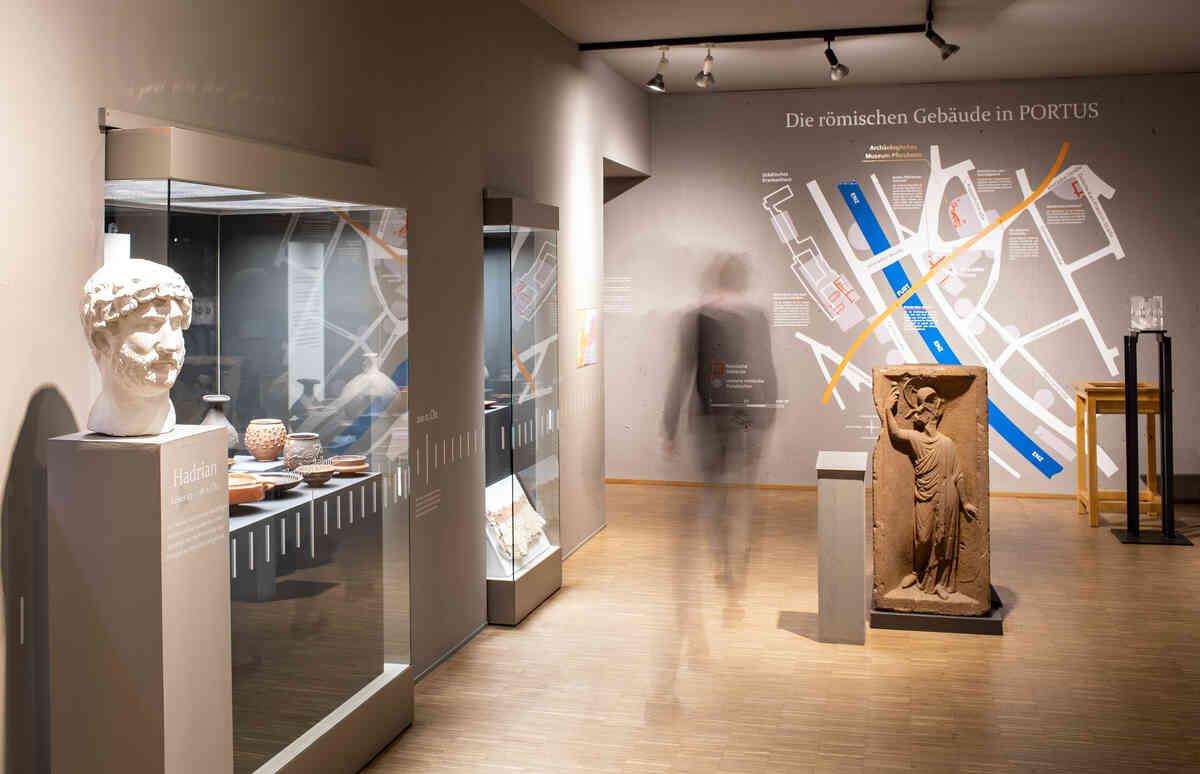 Pforzheim Archaeologisches Museum