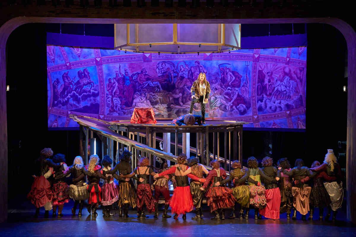 Das Theater Pforzheim zeigt u.a. das Stück Rigoletto