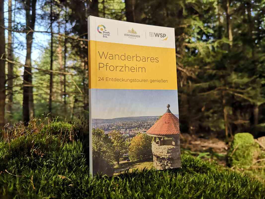 "Wanderbroschüre ""Wanderbares Pforzheim"""