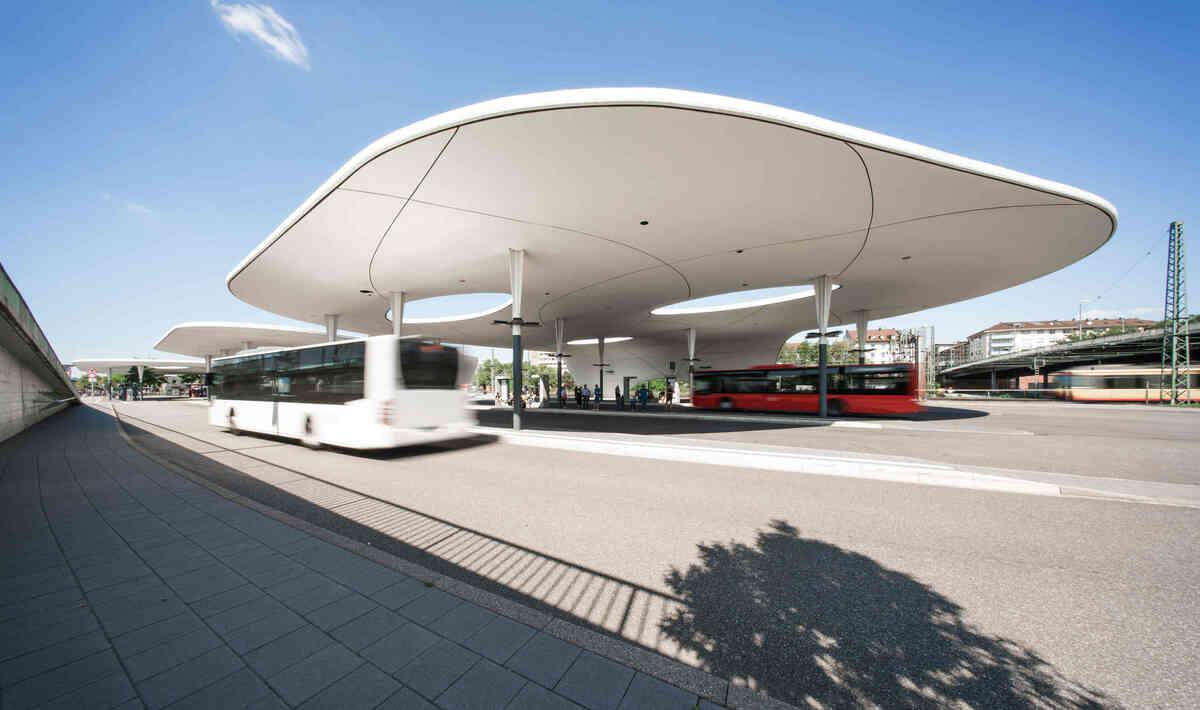 Busbahnhof Pforzheim